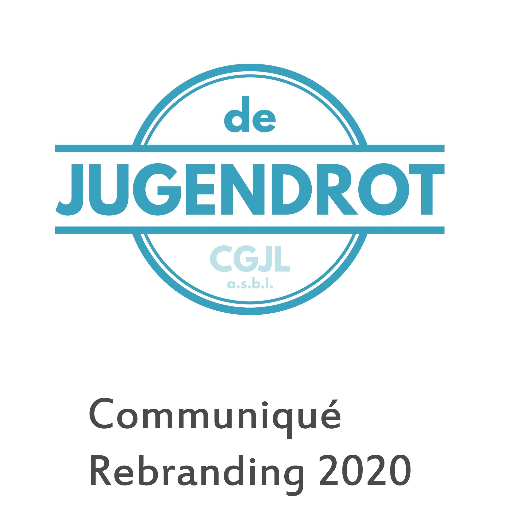 Communiqué Rebranding CGJL 2020